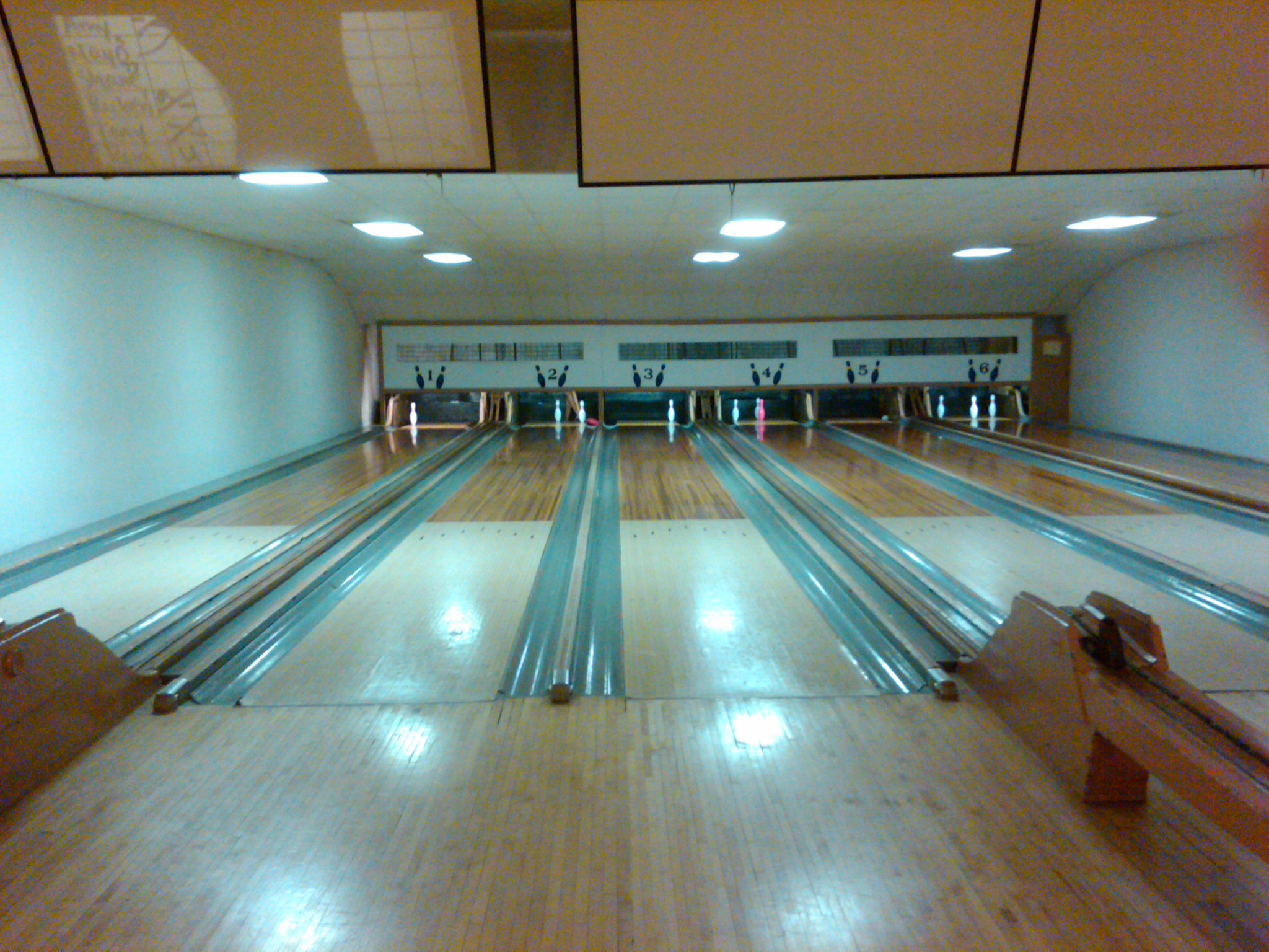 Blanco Bowling Alley