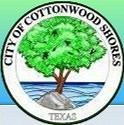 Cottonwood Shores City Logo