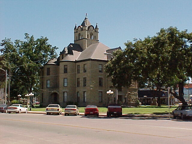 McCulloch County Courthouse in Brady
