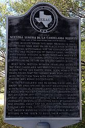 Montell Mission Marker