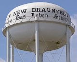 New Braunfels Water Tower