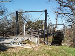 Beveridge Bridge-San Saba