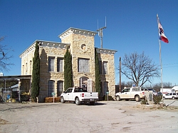 San Saba County Jail