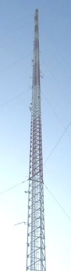 AM-FM Radio Tower