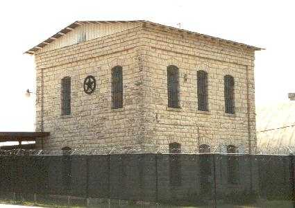 Blanco County Jail in Johnson City
